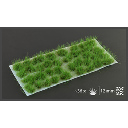 Gamer's Grass - Strong Green XL Tufts (12mm)