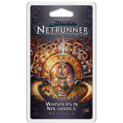 Netrunner LCG: Whispers in Nalubaale
