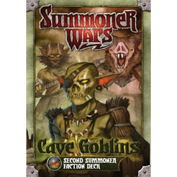 Summoner Wars: Cave Goblins Second Summoner Faction Deck