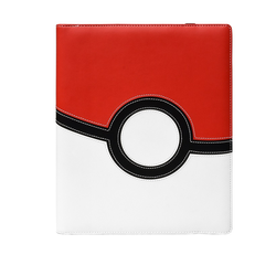 Ultra Pro PRO-Binder 9-Pocket Premium Pokemon Pokeball