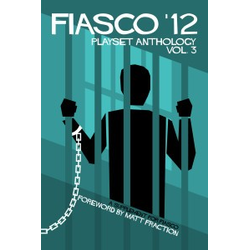 Fiasco: Anthology Vol 3 - 12 Playset