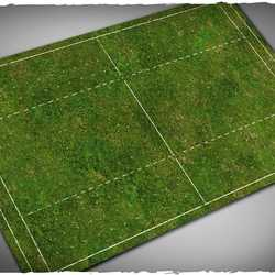 DCS Game Mat Fantasy Football Grass 1,8x3,0 ~ 55x92cm (Mousepad)