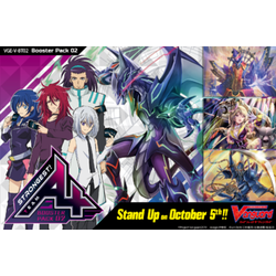 Cardfight!! Vanguard: Strongest! Team AL4 Display (16 booster packs)