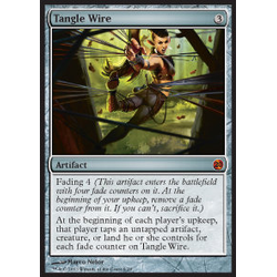 Magic löskort: From the Vault Twenty: Tangle Wire (Foil)
