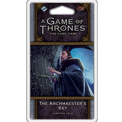 A Game of Thrones LCG (2nd ed): The Archmaester's Key