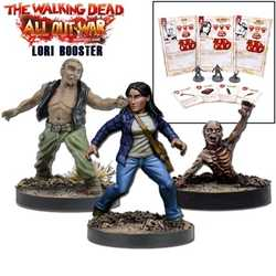 The Walking Dead: All Out War - Lori Booster