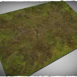 DCS Game Mat Muddy Field 4x6 ~ 122x183cm (Mousepad)