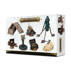 Age of Sigmar: Objectives