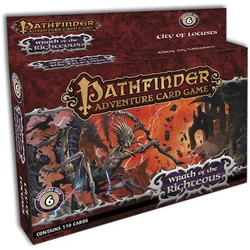 Pathfinder Adventure Card Game: Wrath of the Righteous: City of Locusts Adventure Deck (inklusive promo)