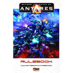 Beyond the Gates of Antares: Rulebook