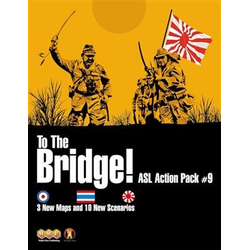 Advanced Squad Leader (ASL): Action Pack 9 - To the Bridge