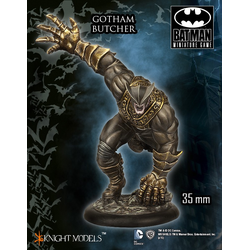 Batman Miniature Game: Gotham Butcher