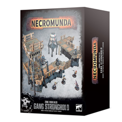Necromunda: Zone Mortalis Gang Stronghold