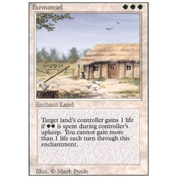 Magic löskort: Revised: Farmstead