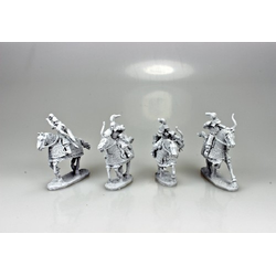 Fireforge Mongol Heavy Cavalry Archers (4)