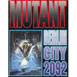 Mutant: Berlin City 2092, box