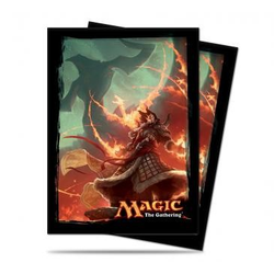 Ultra Pro Deck Protector Sleeves Fate Reforged Sarkhan (80)