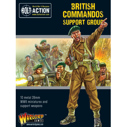 British Commandos Support Group