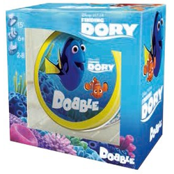 Dobble / Spot It! - Finding Dory (Sv. Regler)