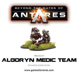 Algoryn medic team (2 Fig)