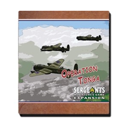 Sergeants Miniature Game: Operation Tonga Expansion