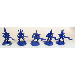 Dark Eldar Warriors (plast, 5)