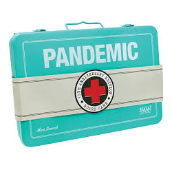 Pandemic: 10th Anniversary Ed.