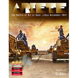Ariete: The Battle of Bir el Gubi, Libya November 1941