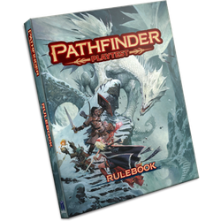 Pathfinder Playtest: Rulebook (softcover)