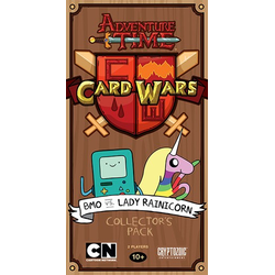 Adventure Time Presents: Card Wars (BMO vs Lady Rainicorn)