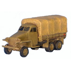 Russian Studebaker 2.1/2 Ton with Canvas Cover