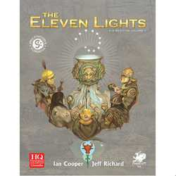 HeroQuest: The Eleven Lights - The Red Cow Volume 2