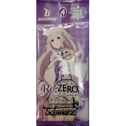 Weiβ Schwarz: Starting Life in Another World Booster Pack