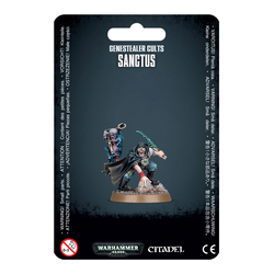 Genestealer Cults Sanctus