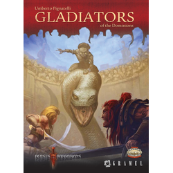 Savage Worlds RPG: Gladiators of the Dominions