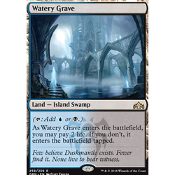 Magic löskort: Guilds of Ravnica: Watery Grave