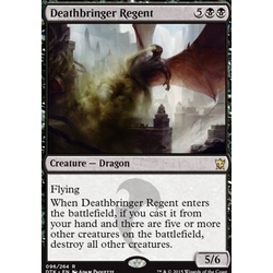 Magic löskort: Dragons of Tarkir: Deathbringer Regent