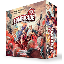 Zombicide: Core Set (2nd ed)