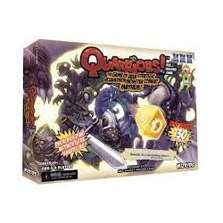 Quarriors! Set-Up Box (core game)