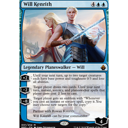 Magic löskort: Battlebond: Will Kenrith