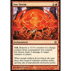 Magic löskort: Fifth Dawn: Ion Storm