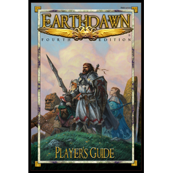 Earthdawn 4th ed: Player's Guide