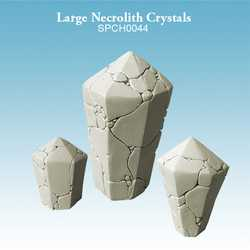 Spellcrow: Large Necrolith Crystals