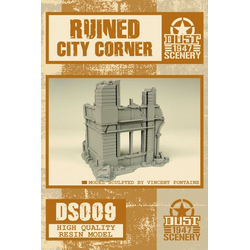 Dust 1947: Ruined City Corner