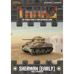TANKS:American Sherman (early) Tank Expansion