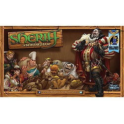 Sheriff of Nottingham: Play Mat