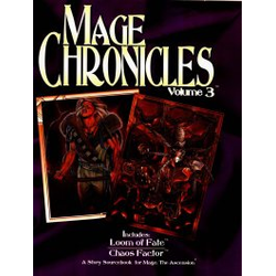 Mage, The Ascension: Mage Chronicles, Vol3