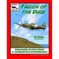 Falcon Of The Duce (Italian Air Ace Scenarios for Check Your 6!)