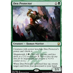 Magic löskort: Dragons of Tarkir: Den Protector (Foil)