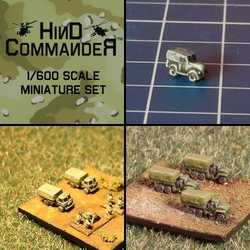 Hind Commander: Soviet/Russian Ground pack 2